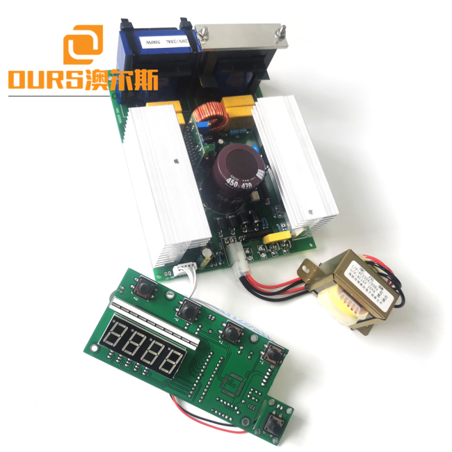 200w CE Certification Ultrasonic PCB Board Generator Driver Ultrasonic Cleaning Transducer For Ultrasonic Washing