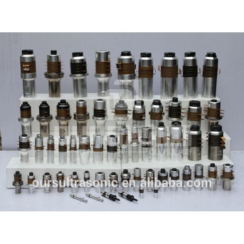 28K100W Ultrasonic transducer for welding polishing