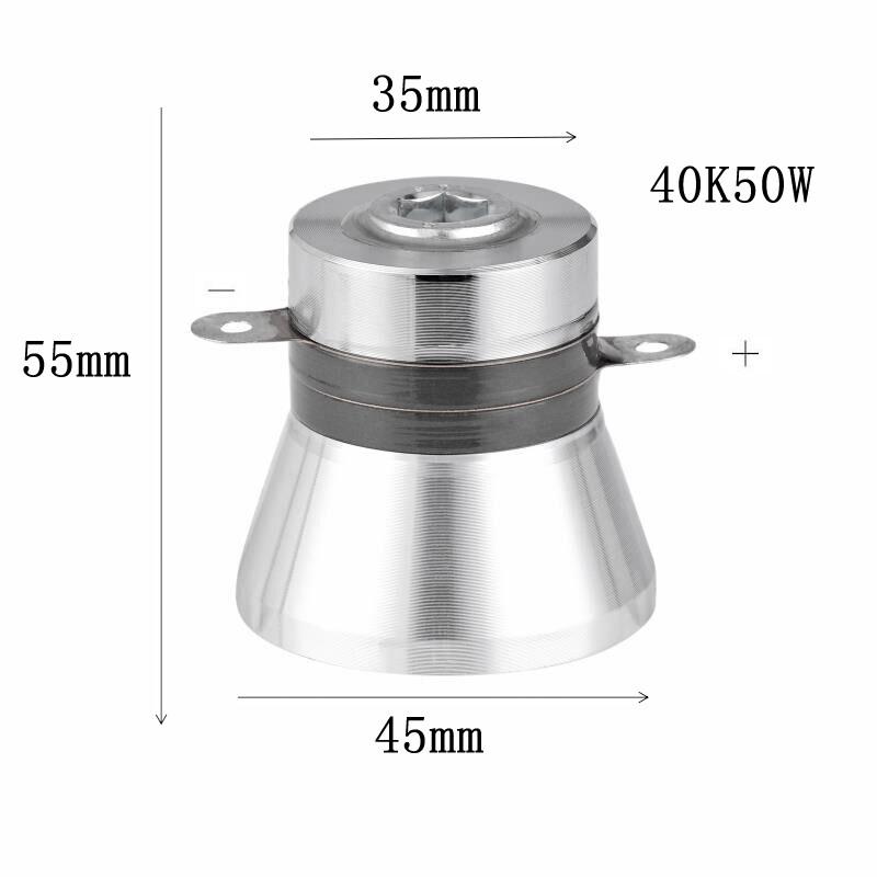 28khz 60w Customized washing ultrasonic transducer manufacturer