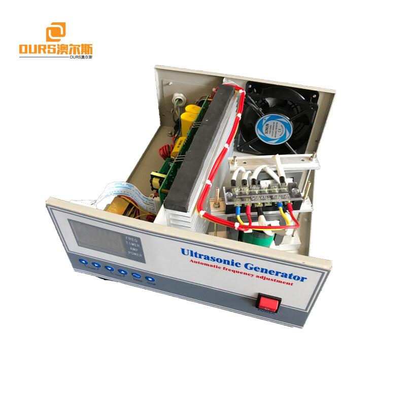 25KHz/80KHz 300W dual frequency ultrasonic generator,diy ultrasonic generator