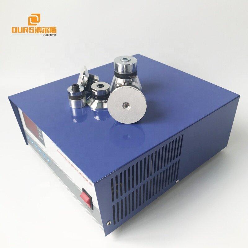 1800W 40Khz Good price Ultrasonic Transducer Generator