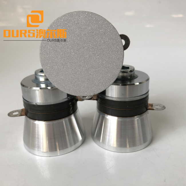 40KHZ diy ultrasonic vibration transducer 50W Industrial Cleaning Ultrasonic Transducer