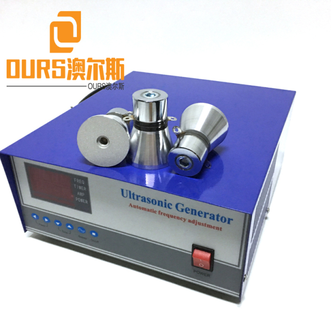 0-2000W Power  Adjustable DIY Ultrasonic Generator For Driver Ultrasonic Transducer 28KHZ/40KH
