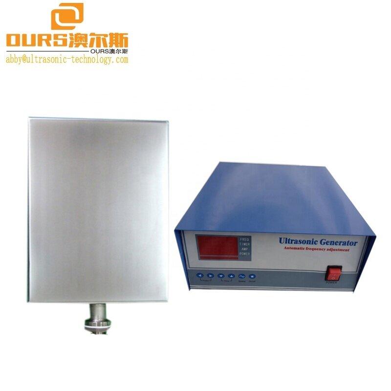 Immersible Piezoelectric Waterproof Transducer Submersible Ultrasonic Transducer Vibration SUS316 Box