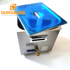 Ultrasonic Washer 20L 480w Engine Parts Cleaning Machine For Removing Industrial Oil And Dirt