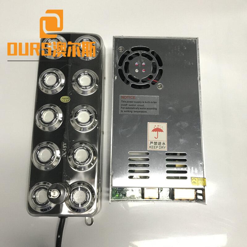 1.7mhz Industry ultrasonic atomizing transducer Of Liquids Ultrasonic Atomization Humififier