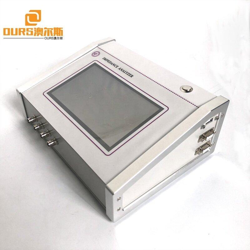 AC100V-AC250V Power Ultrasonic Testing Equipment Ultrasonic Transducer Impedance Analyzer 1KHZ-3MHZ Frequency