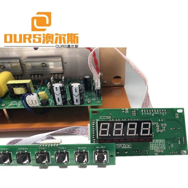 Piezo Transducer Driver 2800Watt 40K Ultrasonic Generator PCB With Control Board