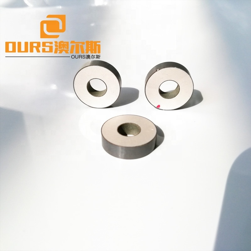 15X6X4MM Piezoelectric  Alumina Ceramic Ring, P4 electric Ceramic crystal Ring Price