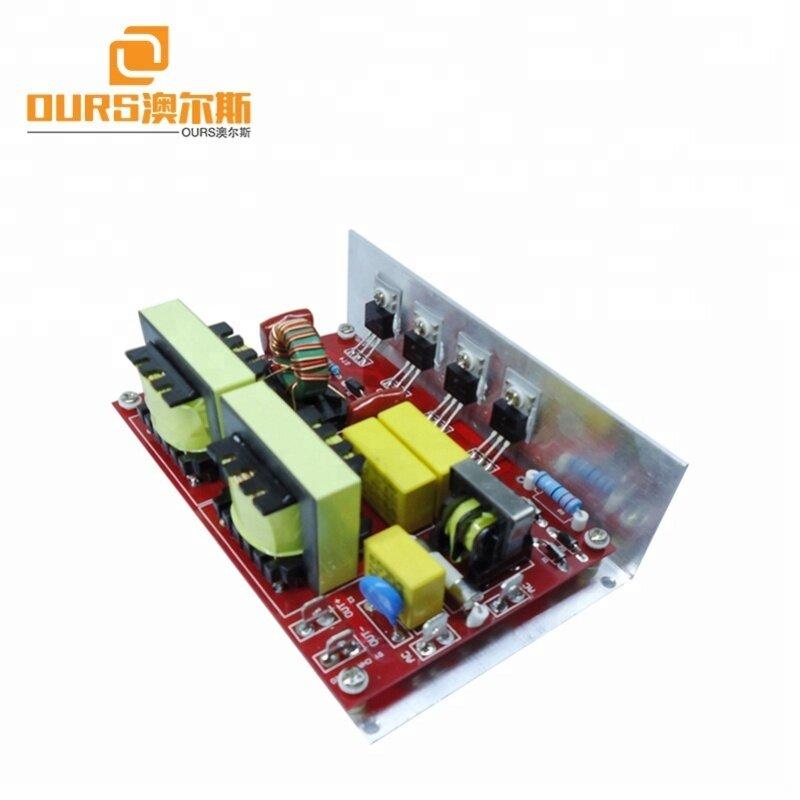 500W/120khz Superior Performance Ultrasonic PCB Generator Circuit