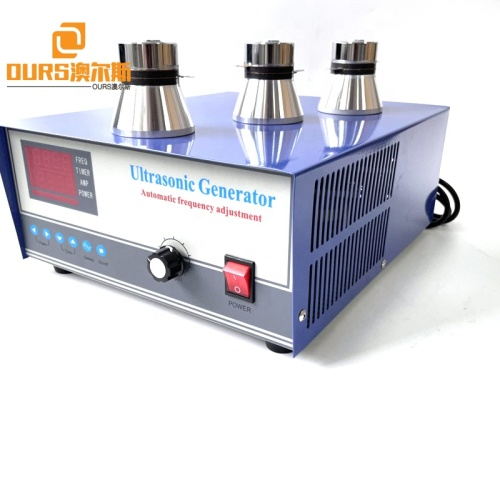 28K 1200W Ultrasonic Cleaner Generator Kits As Excavator Oil Cylinder Bearing Washing Machine Drive Generator