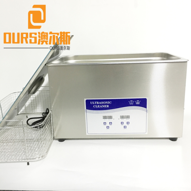 40KHZ 30L Ultrasonic Cleaner For Cleaning Industrial Metal Filter