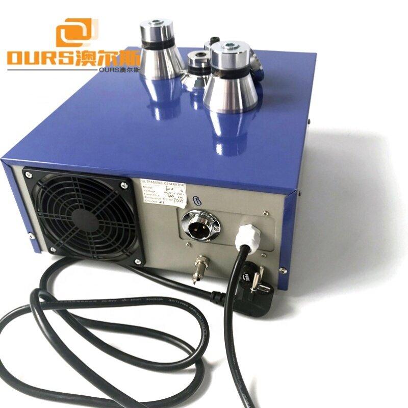 28KHz/40KHz 2000W Sweep Frequency Ultrasonic Generator For Bath /Tank