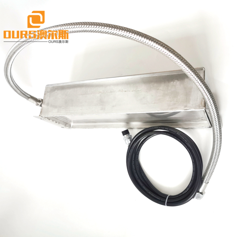 1000w 25khz 316 SS  Ultrasonic waterproof  Transducer Pack With Generator  For Surgical Medical Rubber Products