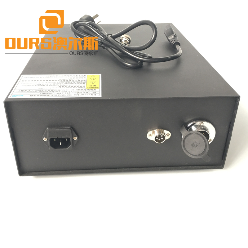 Factory manufacturing 2000W 20KHZ Surgical Face Mask Ultrasonic Welding generator