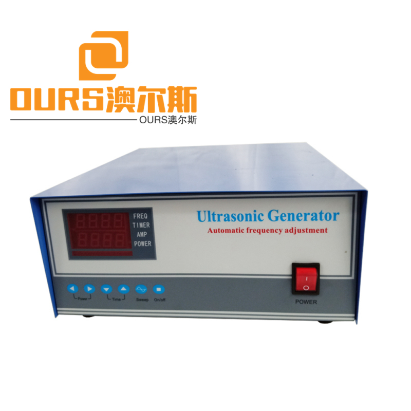 1200w 28khz Hot selling Power Control Adjustable Frequency Ultrasonic Generator for cleaner