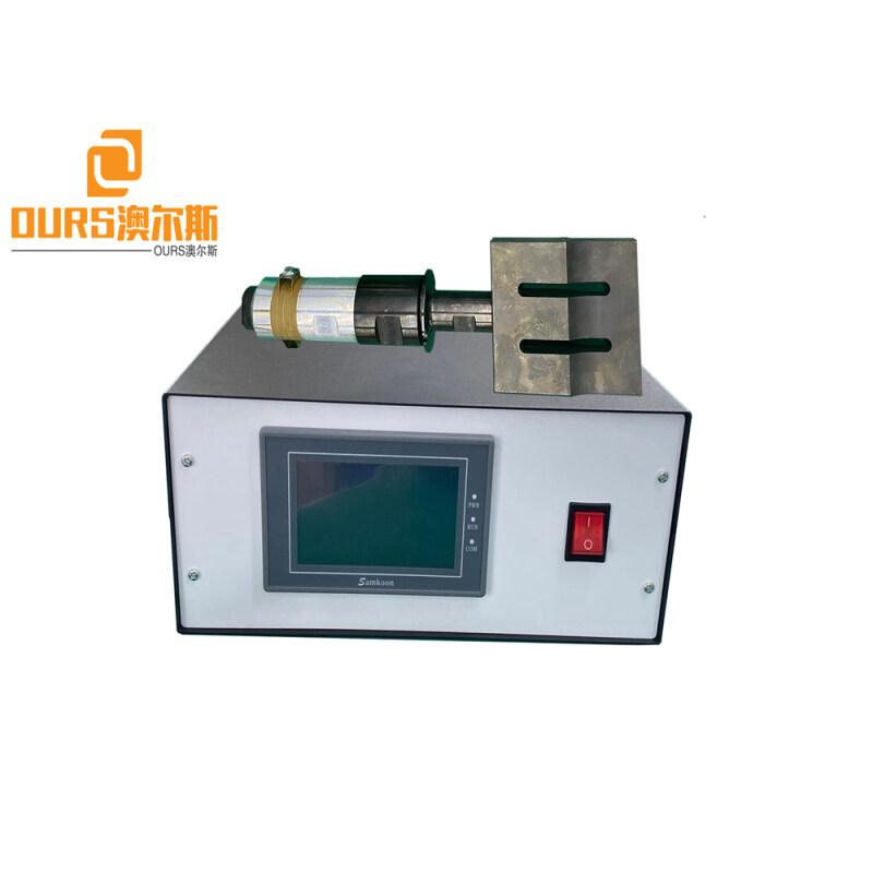2000w 20k Ultrasonic Weld Generator High Efficiency Large Amplitude Heat Resistance