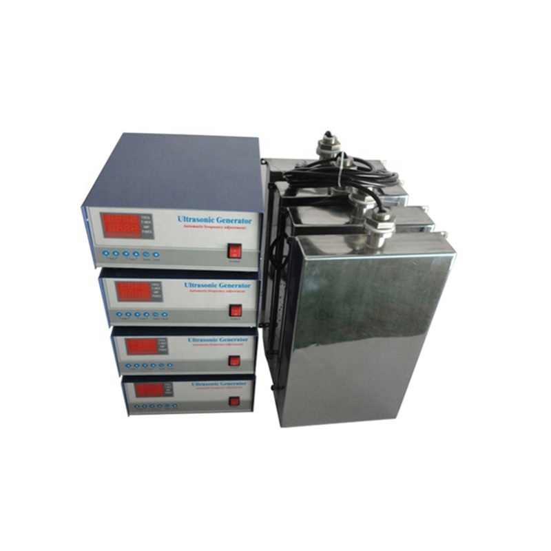 Factory Customized Vibrating Wave Submersible Ultrasound Cleaning Transducer Immersible Transducer Plate Cheap Price