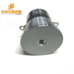 With Hole Type Piezo Ultrasonic Cleaning Transducer High Power 100W 28K Industry Ultrasonic Piezoelectric Trasducer/Sensor