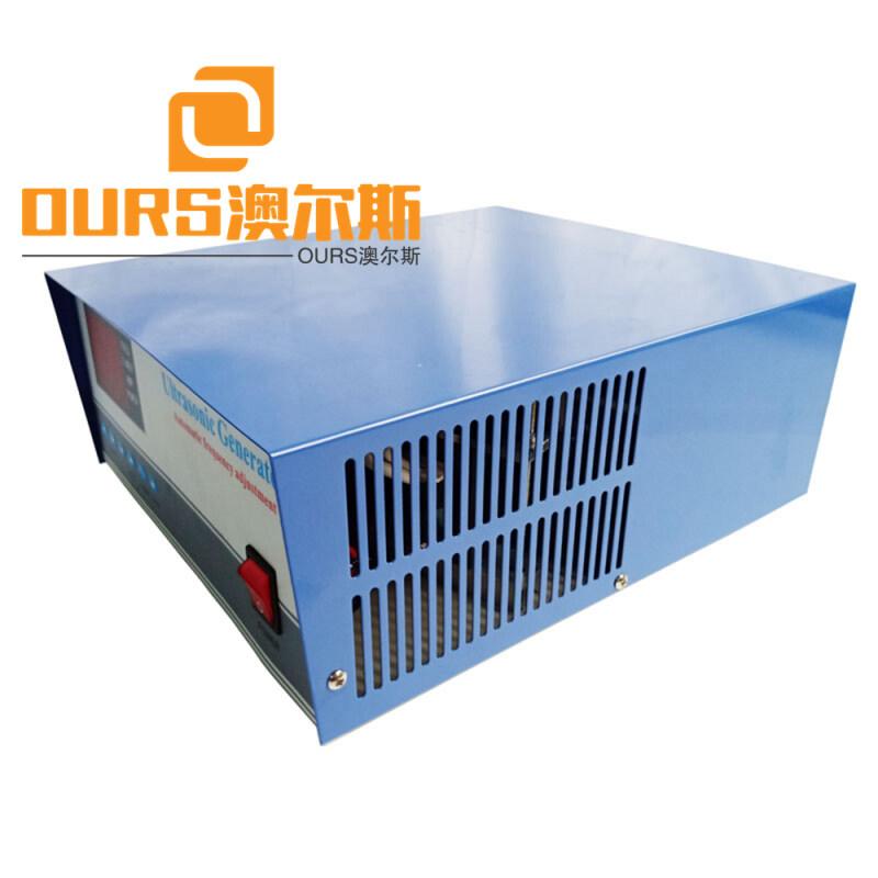 2400W High Power Ultrasonic Generator to Drive Ultrasonic Transducer Ultrasonic Power Manufacturer 20khz/33khz/28khz/40khz