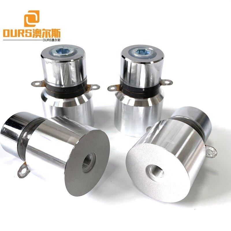 28K 50W 60W 100W 120W Ultrasonic Transducer Piezoceramic Transducer Used On Car Engine Filter Oil Ultrasonic Cleaning Machine