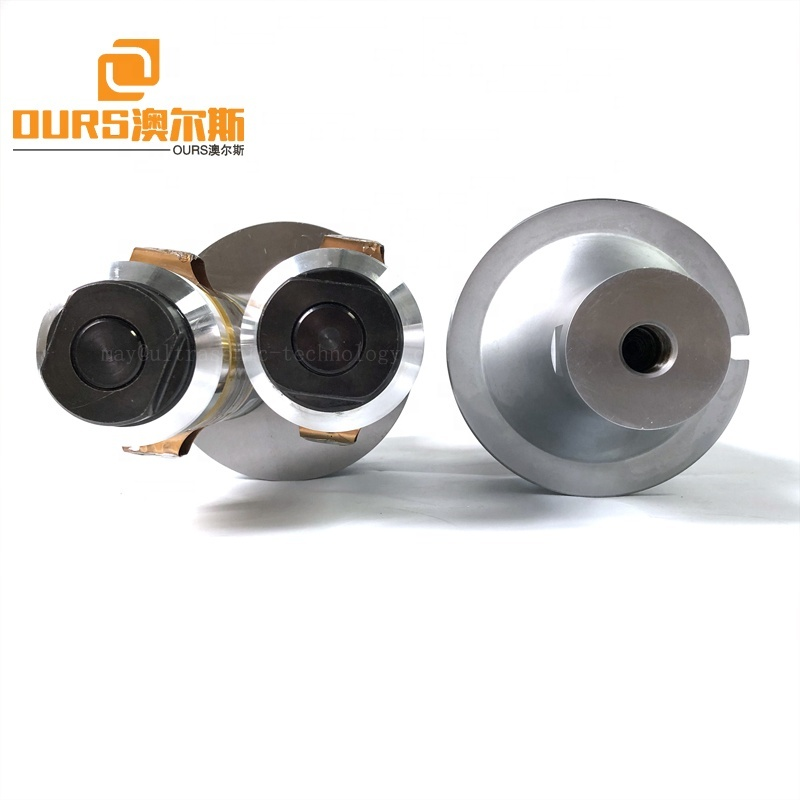 15K 4200W Industrial Ultrasonic Welding Transducer Vibration Signal Wave Sensor High Power For PP PE ABS PVC PC Material