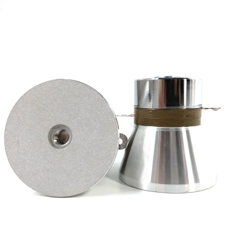 28K/40K/122K Multi Frequency Piezo Ultrasonic Cleaning Transducer Module Industrial Vibrator Cleaning Machine Parts Transducer