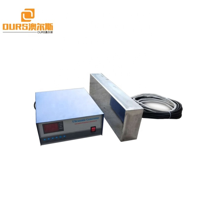 200W-600W 33K-60K Immersion Ultrasonic Cleaner Transducer Pack For Industrial Cleaning Electronic Components Circuit Board