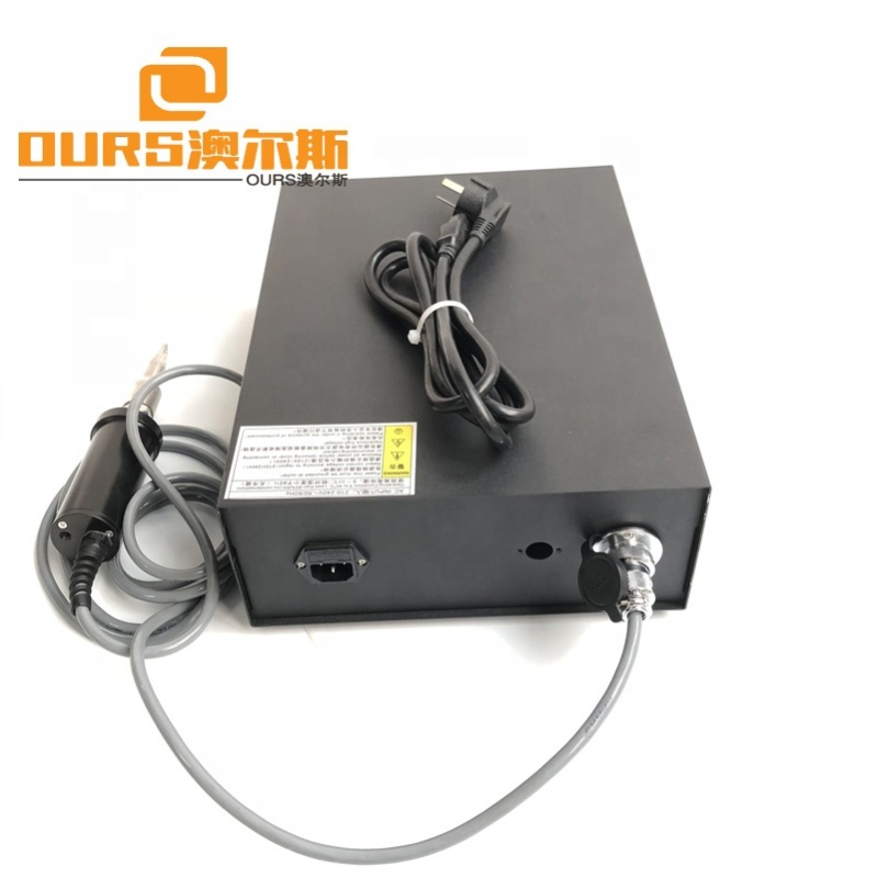 1000W 35K For Industry  PPSheet Cutting  Machine Ultrasonic Welding generator With Transducer And Tool Head