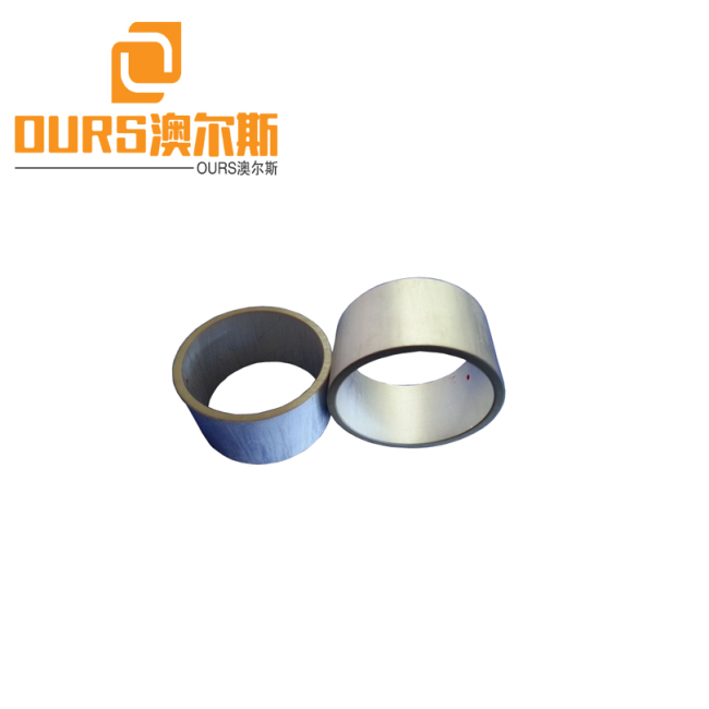 10*9*32mm Hot SalesTubular Piezoelectric Ceramics PZT Piezo Ceramics Tube for Measurement