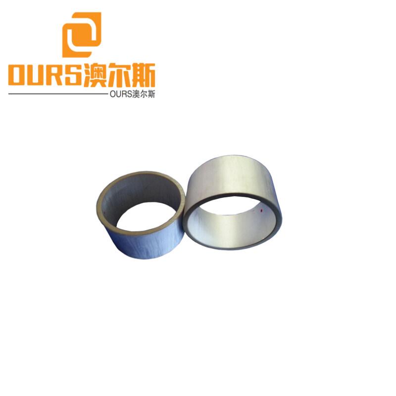 10*9*32mm Hot SalesTubular Piezoelectric Ceramics PZT Piezo Ceramics Tube for Measurement