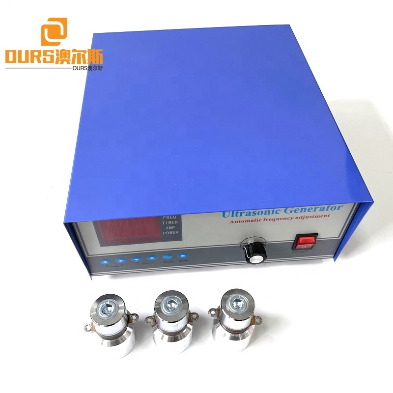 Factory Direct Sales 28KHZ 40KHZ Ultrasonic Frequency Circuit Generator For Cleaning Tableware Barbecue Grill