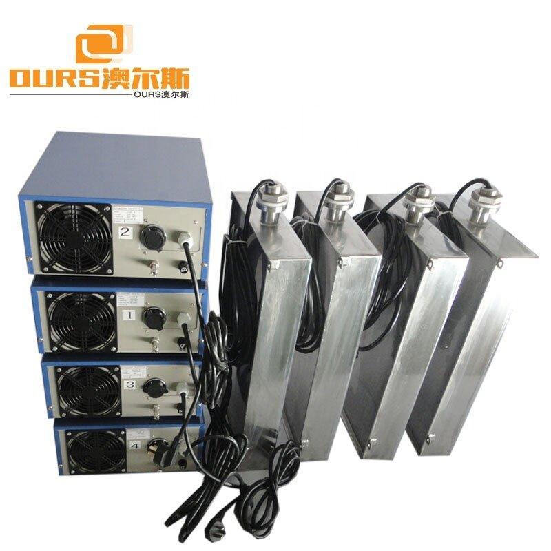 300W-3000W Submersible Waterproof Transducer Pack Ultrasonic For Industrial Ultrasonic Washing Machine