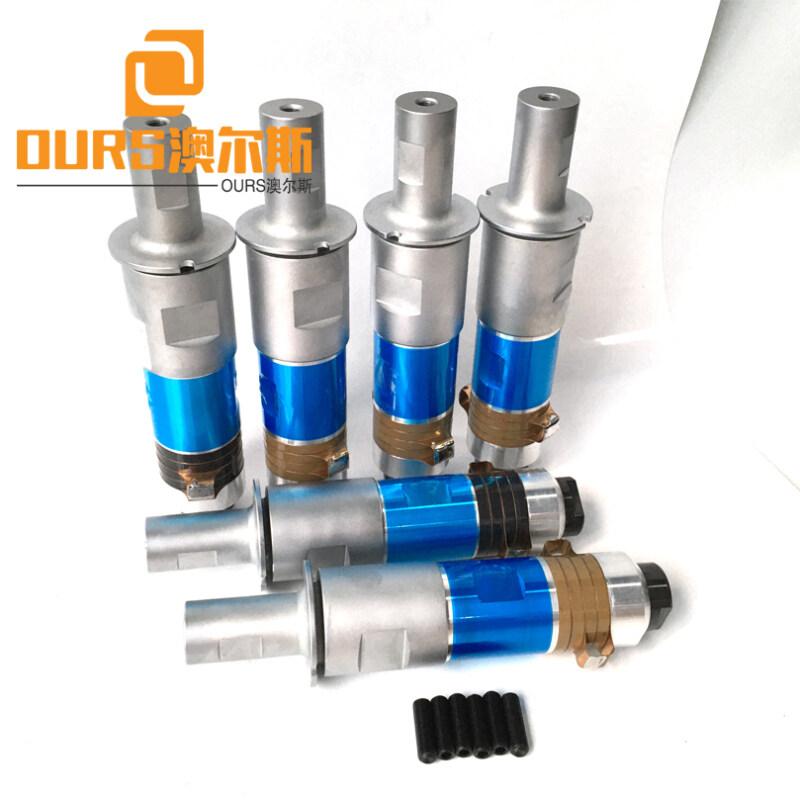 Best-selling Turkey 20KHZ 2000W Ultrasonic welding equipment plastic generator for Face Mask