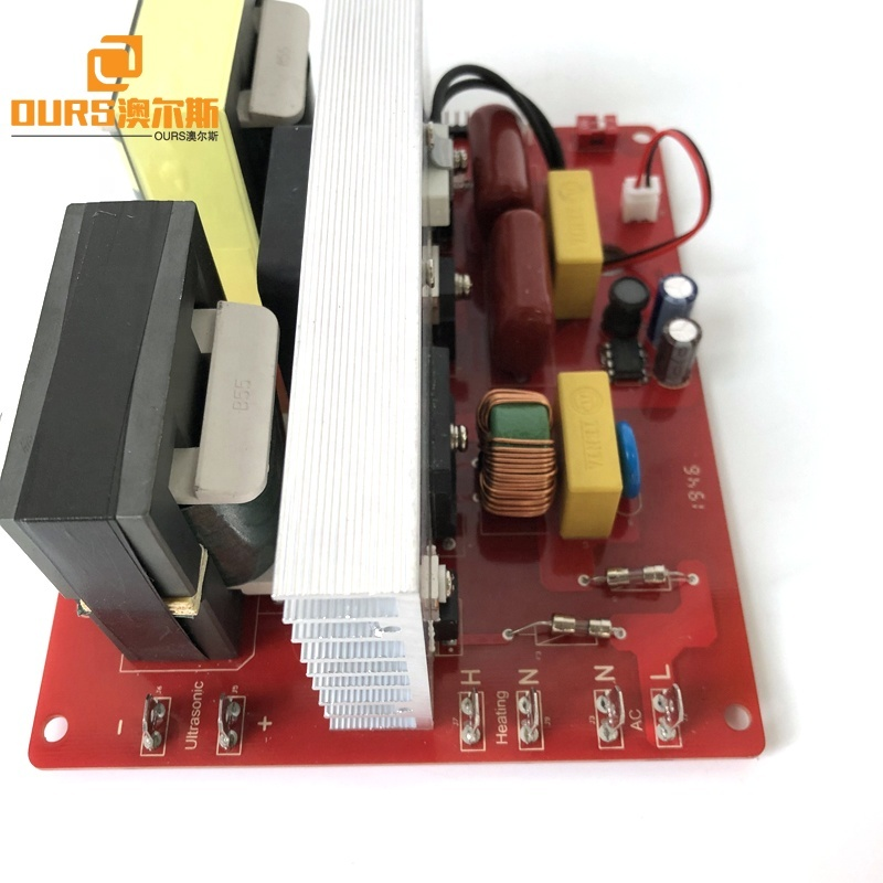 Automatic Frequency Switching Ultrasonic Circuit Board PCB 28K-40K For Transducer Ultrasonic Cleaner 400W Generator