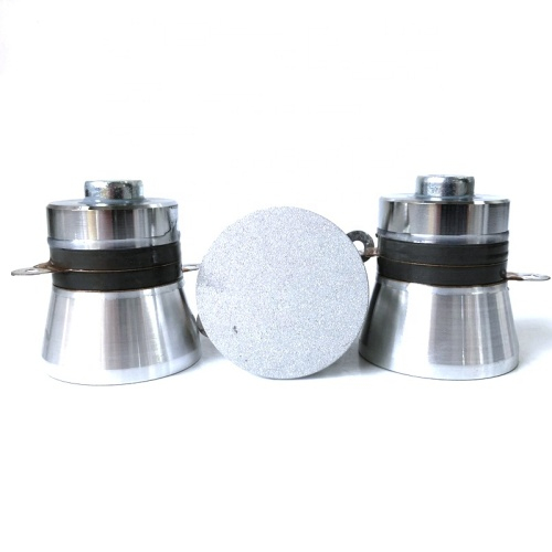 Factory Wholesale 50W Power Ultrasonic Transducer Cleaning Ultrasound Transducer/Sensor For Household Cleaner 40K