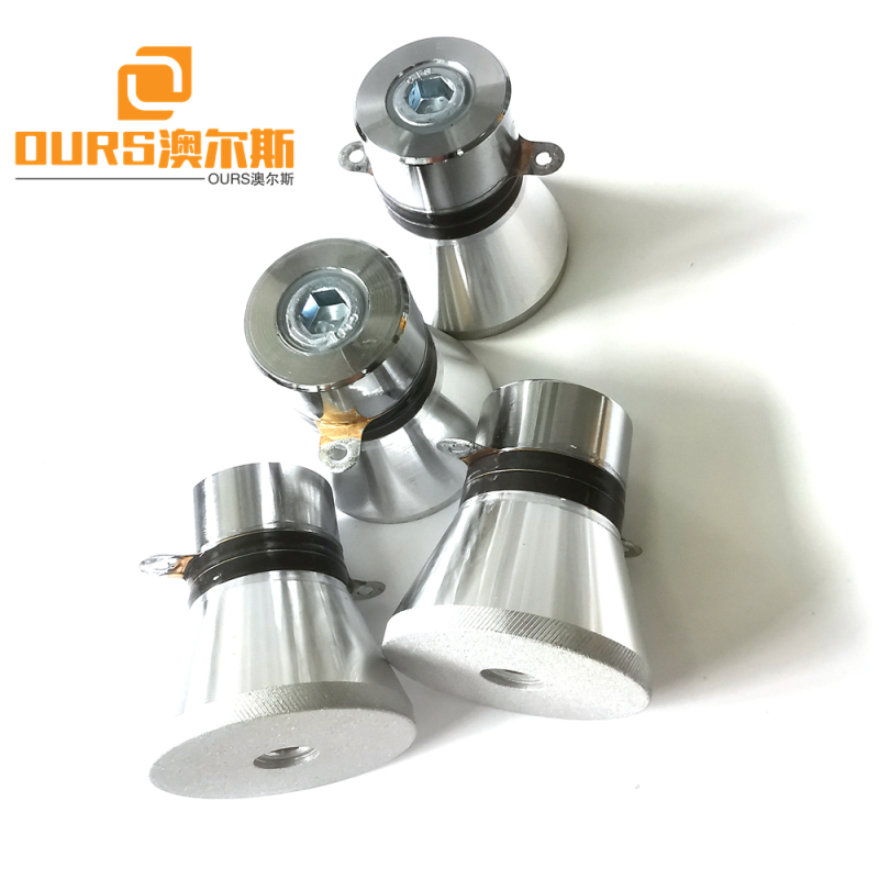 28khz 60w pzt4 Ultrasonic Sensor For  Cleaning of Clocks and Watches/Decoration Industry