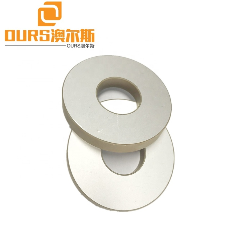 25X10X4mm High Reliability Piezoelectric Ceramic for Ultrasonic Transducer for Cleaning