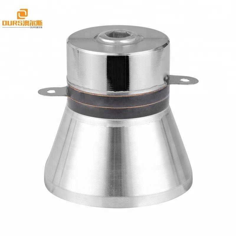 PZT4 Ultrasonic washer Transducer 28khz Frequency Scrubber Transducer Ultrasound