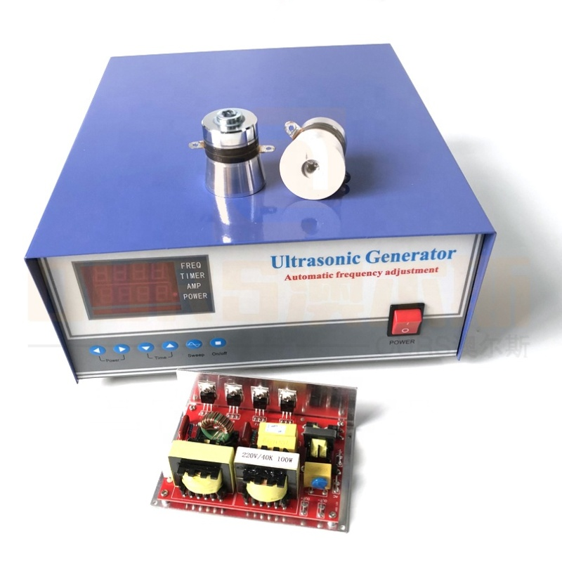 High Frequency Vibration Wave Power Supply 80K Ultrasonic Cleaning Generator As Cleaner Transducer Ultrasonic Power Tools 600w