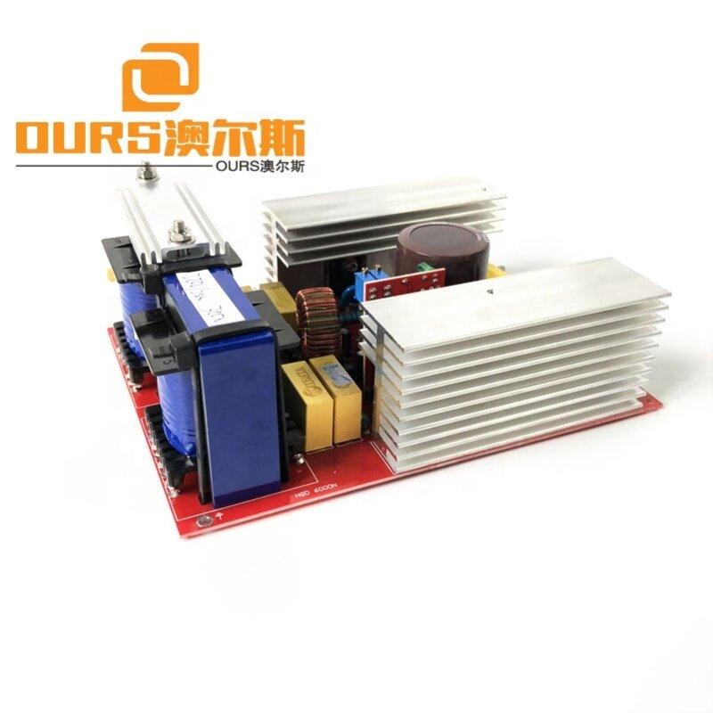 100W Ultrasonic Sensor Pcb Ultrasonic Sound Generator Kit In Industrial Ultrasonic Cleaner