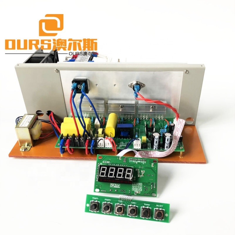 28Khz ,40Khz ultrasonic generator and transducer for industrial ultrasonic cleaning tank hot sale