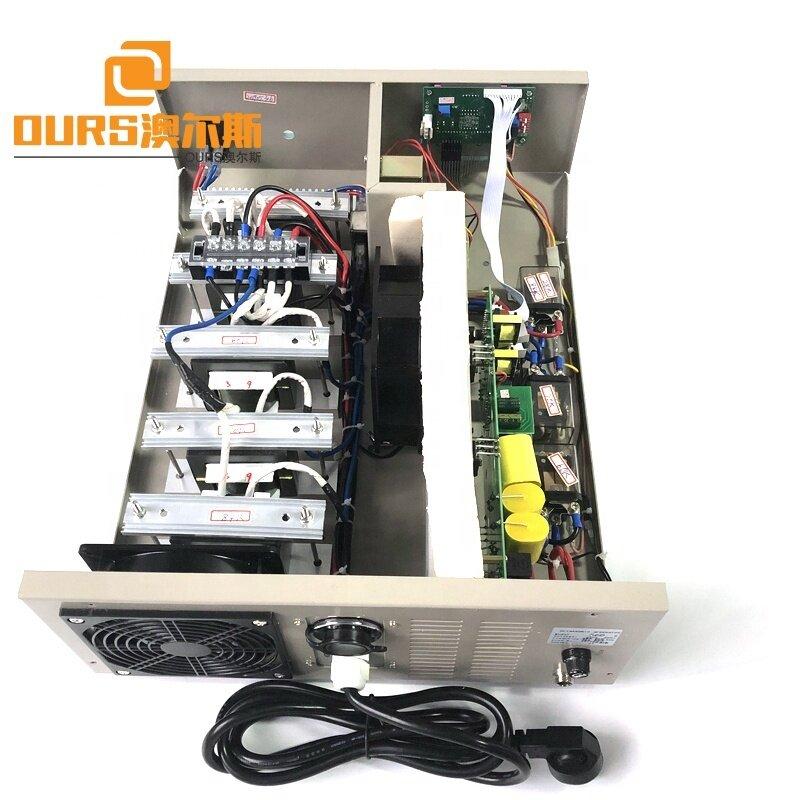 Multi Frequency Transducer Ultrasonic Cleaner Generator Industrial Vibration Ultrasonic Generator 40K/70K/100K/170K For Cleaner