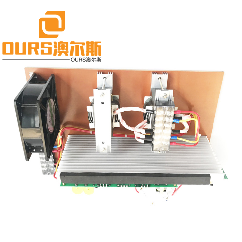 Best Price High Performance 600W 28KHZ/40KHZ Ultrasonic Cleaning Machine Generator PCB Driver  Circuit Board