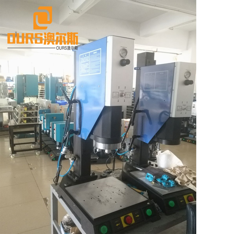 2000W Stainless steel Ultrasonic Welding Machine For Polycarbonate