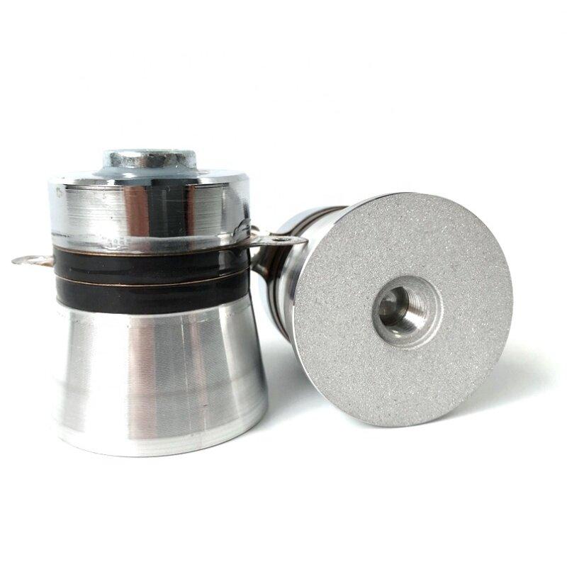 Industry High Frequency Vibration Wave Transducer Ultrasonic Cleaning Transducer 160K Ultrasound Piezo Transducer 60Watt