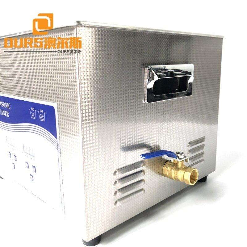 15L Instrument Mechanical Digital Ultrasonic Cleaner For Electronic Components Ultrasonic Cleaning 40KHZ 360 Watt