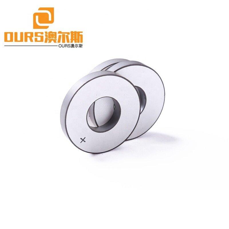 Factory Manufacture Different Shape Piezoelectric Ceramic Ultrasonic Transducer Piezoceramic 25x10X4MM Electronic Ceramic
