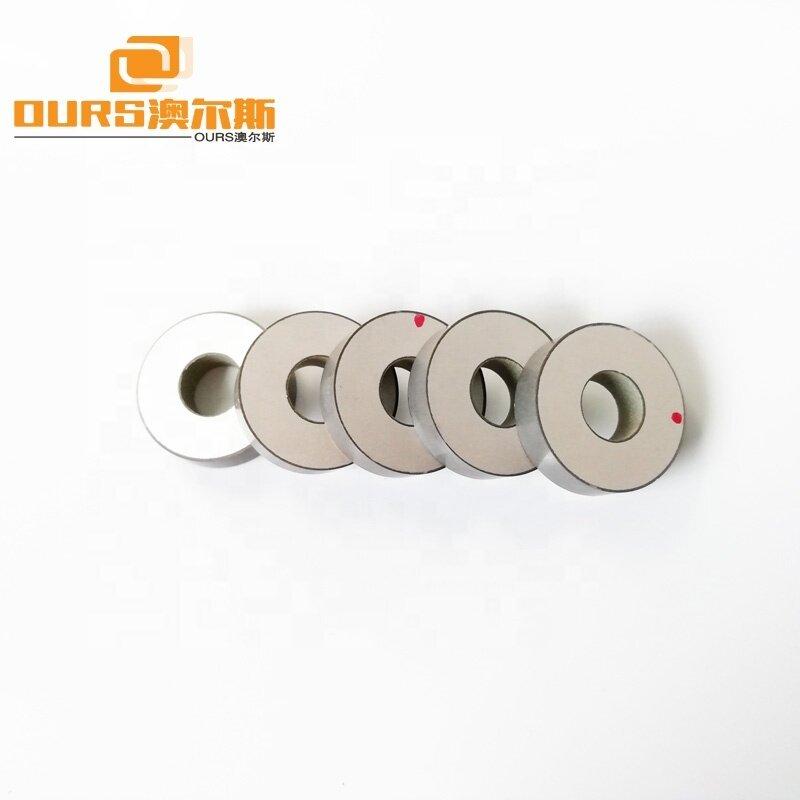 15mm*6mm*4mm Piezoelectric Ceramic Material Industrial PZT4 Ultrasonic Piezo Ring Piezo Ceramic