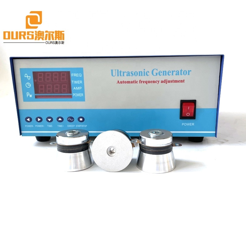 28K 3000W High Power Ultrasonic Pressure Wave Generator For Driving Submersible Piezoelectric Transducer Cleaner